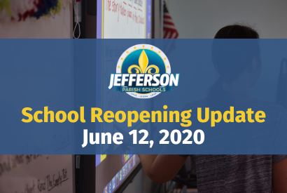 Latest on JP Schools Reopening Plans for 2020-21